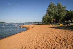 Strand Zeltwiese